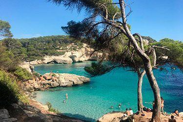 Vacaciones deliciosas en Menorca