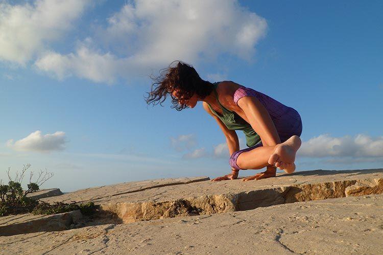 cambia tu actitud y cambiará tu práctica de yoga